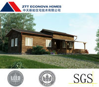One-story Prefabricated Light Steel Housing mobile living house container for sale