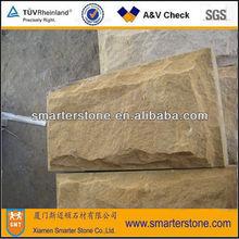 Yellow mushroom sandstone