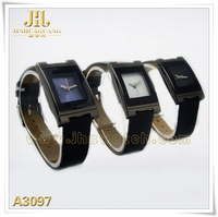 popular woven high quality ladies watch with silk fabric strap ladies nickel free watch