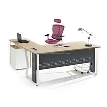 L shaped executive desk office desk IB161 executive office furniture