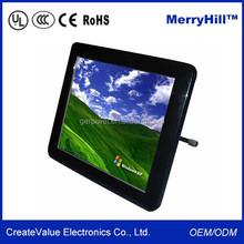 "Alibaba China Touch Screen 10"" 12""15""17""19"" Inch HD VGA USB AV RCA LCD Computer Monitor"