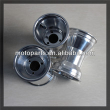 """5"""" pollici cerchi per go kart, cerchi ruota anteriore lunghezza 130mm l'installazione foro 42mm cerchio tubeless"""