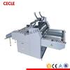 YFMB-720A Semi-automatic hot melt glue laminating machine