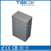 TIBOX high quality Aluminum Extrusion Enclosure With CE Certification / IP66 Enclosure