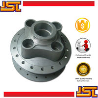 Die casting aluminium alloy motorcycle wheel hub of braking system parts