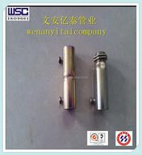 20mm galvanized metal tubing joint metal conduit