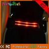 led flashing safety light running waist fanny pack