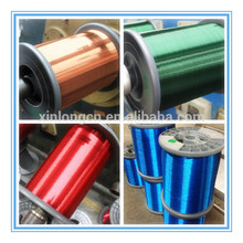 China manufacturing copper enameled motor electrical wire for sale