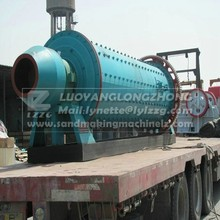 ISO CE Approved Gold Ball Mill
