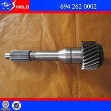 Bus 6 Speed Transmission Maintance Spare Parts Input Shaft 694 262 0002
