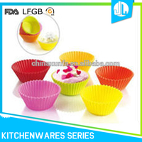 Home colorful daily useful cheap baking tools cupcake cases