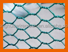 anping honghuawiremesh hexagonal wire mesh/netting for chicken wire or animals' cages