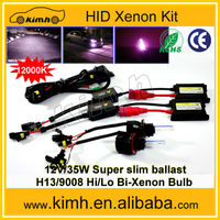 Made In China AC 12V 55W Slim Ballast Single Bulb Xenon Hid Kit