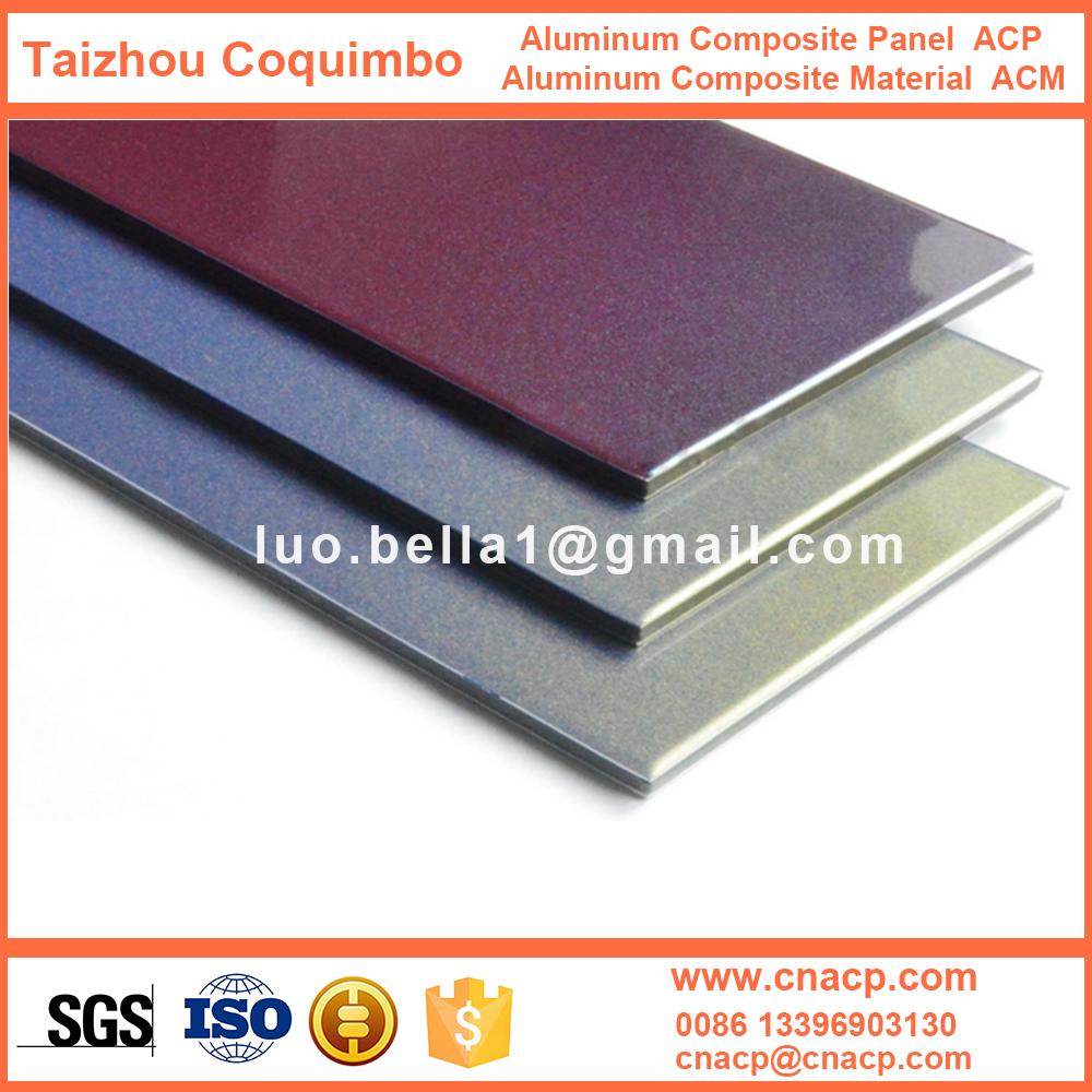 Insulated Aluminum Composite Panel : Spectra colors aluminium composite panels price acp sheet