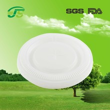 12/16oz 90mm non spill plastic cup lid for cold drink without straw