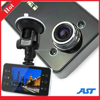 FHD 1080P 2.7 inch Novatek car black box K6000 manual car camera HD car DVR with clear night vision and g-sensor