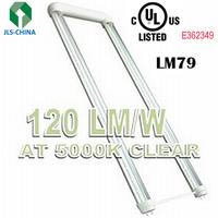U Shape Price Led Tube Light T8 5years warranty LM79 UL CE EMC FCC RoHS