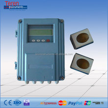 RS232 output ultrasonic water flow meter best quality TDS-100H Exported price