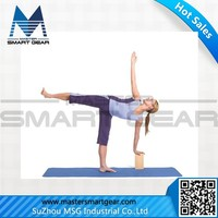 High Quality Exercise Bamboo Yoga Brick