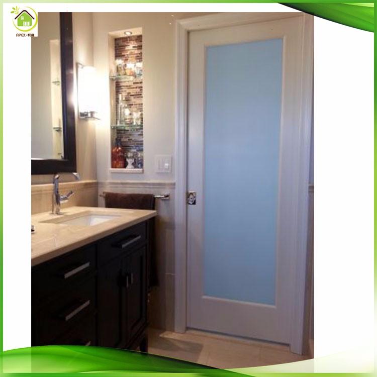 Plain Frosted Glass Door Laundry Room Doorbathroom Doors Buy