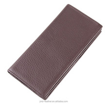 8053C J.M.D Fashion Genuine Leather Coffee Men's Wallet Clutch Bag