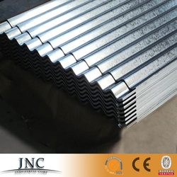 Building material corrugated galvanized metal roofing sheet / tile DX51D SGCC roofing material