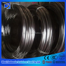 304l thin wuxi stainless steel 7x7 wire in spool rope
