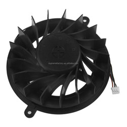 Hot 17 Blades Replacement Repair Parts Internal Cool Cooler Cooling Fan Refurbished For PS3 Slim
