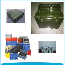 Waterproof Military Plastic Equipment Storage Tool Box Case