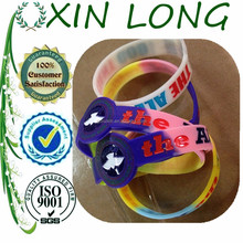 colorful promotional gifts, segment colors bands for Nigeria market