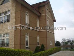 Alibaba texture powder paint for exterior natural wall decorating metalic wall coating