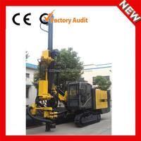 KT11S DTH track rock drill with cabin