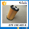 high quality auto oil filter element 079198405b
