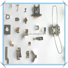 high quality stainless steel wire stamping parts for cabinet catches and latches