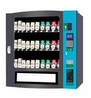 2015 new model Cigarette Vending Machine Up to 30 selection