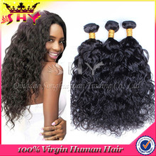 fashionable new style virgin waving Peruvian Braiding Hair