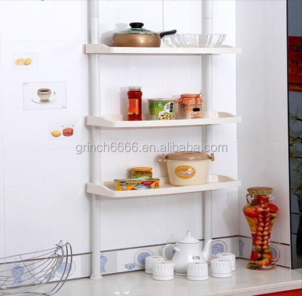 Wc rack estanteria, de plástico de almacenamiento de pared estante ...