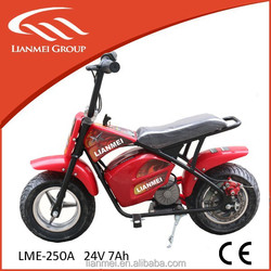 Electric Mini Dirt Bike for Children with CE Certificate(China)