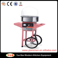 Commercial Flower Electric Cotton Candy Vending Machine Price With CE Certification