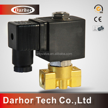 CE approved direct acting liquid line solenoid valve