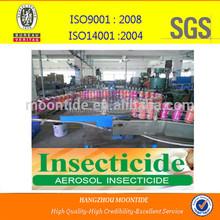 300ml/400ml Mosquito killer aerosol spray
