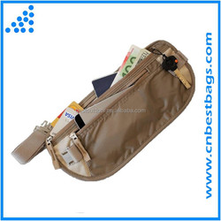 Travel Pouch or Undercover Passport Wallet for Woman or Man