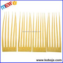 Profesional fabricante llanura tejas palma palapa artificial paja