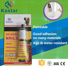 Kastar new product Crafts liquid nail glue with ISO9001 approved