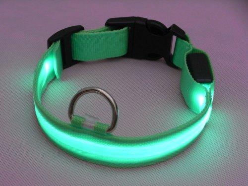 2015 Wholesale China Light Up LED Dog Collars