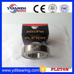 China cheap price PLETON 6305-2z stainless steel deep groove super precision ball bearing