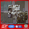 aluminum alloy stainess steel/cupper decrotive curtain/window screen/ wire mesh shijiazhuang dongtai