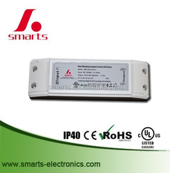 constant current triac dimmable led driver 700mA with CE/UL/ROHS approval