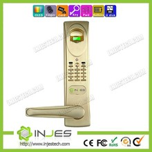 2014 OLED Display Digital Biometric Fingerprint Door Lock
