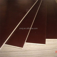 Film faced plywood with wbp glue zhongnan shenjian high quality plywood